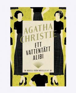 """ETT VATTENTÄTT ALIBI"" AV AGATHA CHRISTIE – NOVELLIX POCKET"