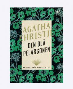"""""""DEN BLÅ PELARGONEN"""" AV AGATHA CHRISTIE – NOVELLIX POCKET"""