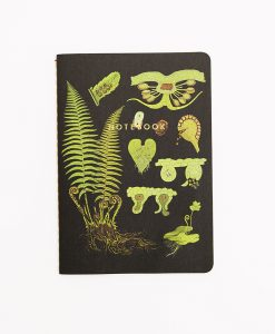 "BOTANICAL NOTEBOOK ""FLAX"""