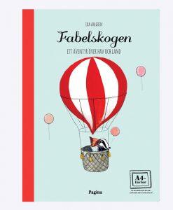 """Tavelbok """"Fabelskogen: ett äventyr över hav och land"""" – Yrva"""