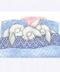print kaniner