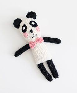 panda mjukdjur