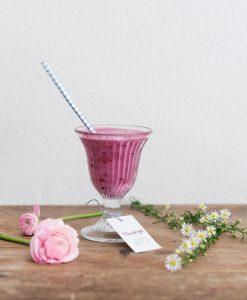"""Milkshakeglas """"Retro"""" – Vintagefabriken"""