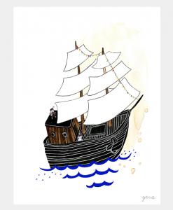 yrva skepp o hoj