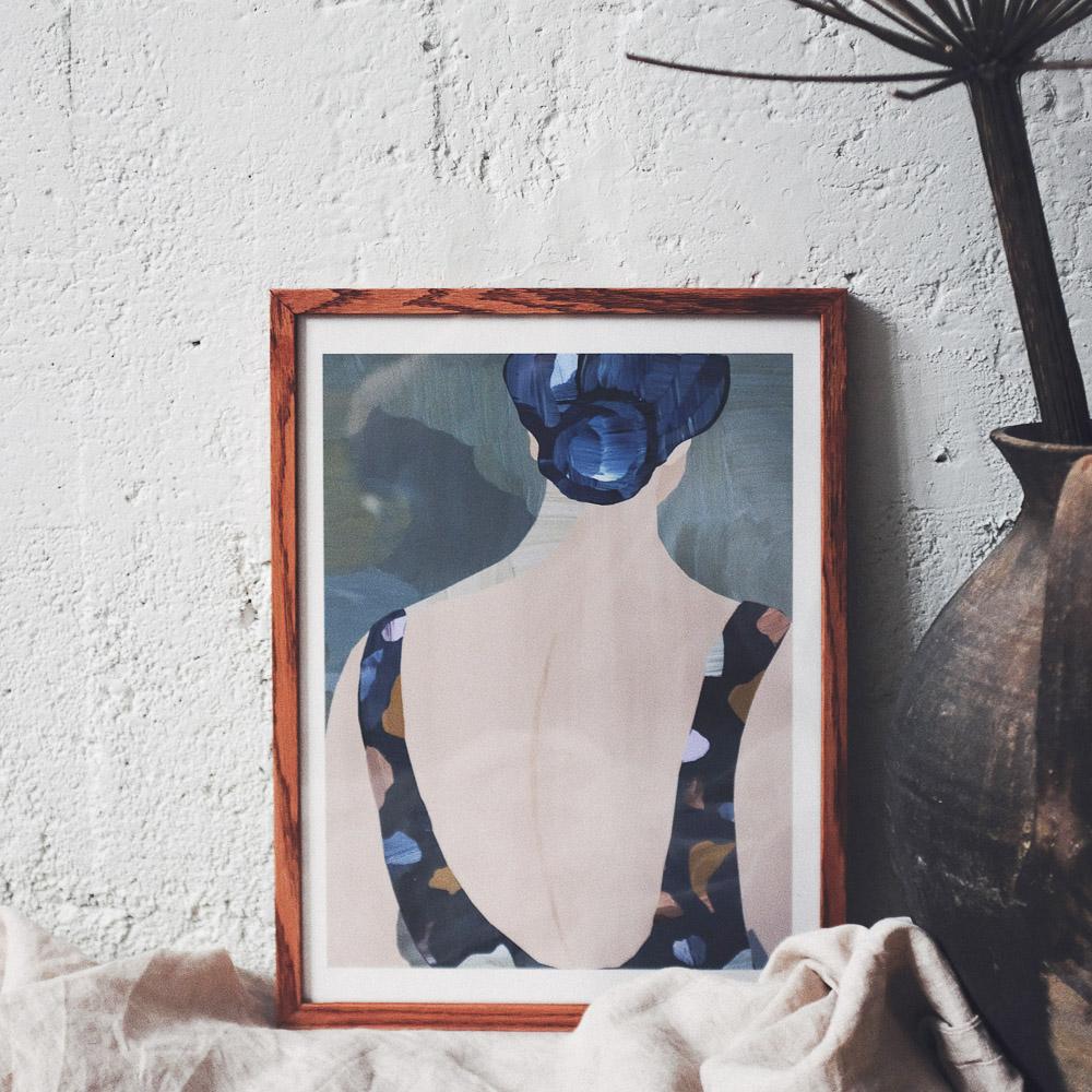 fanny schultz schulverket prints vintagefabriken