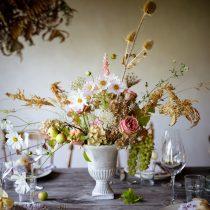 blomsterfakir skillad florals via Vintagefabriken