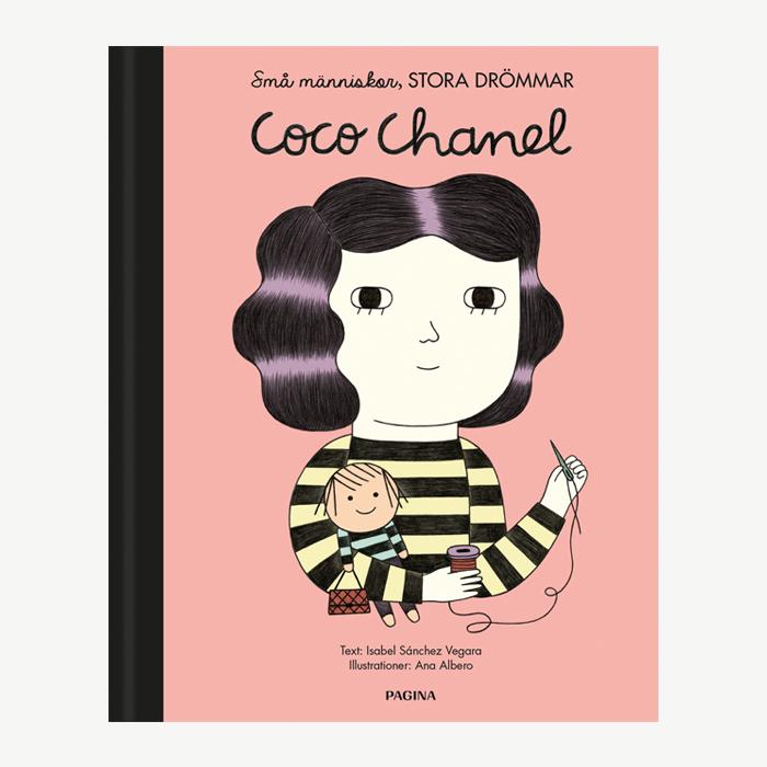 coco chanel bok barn