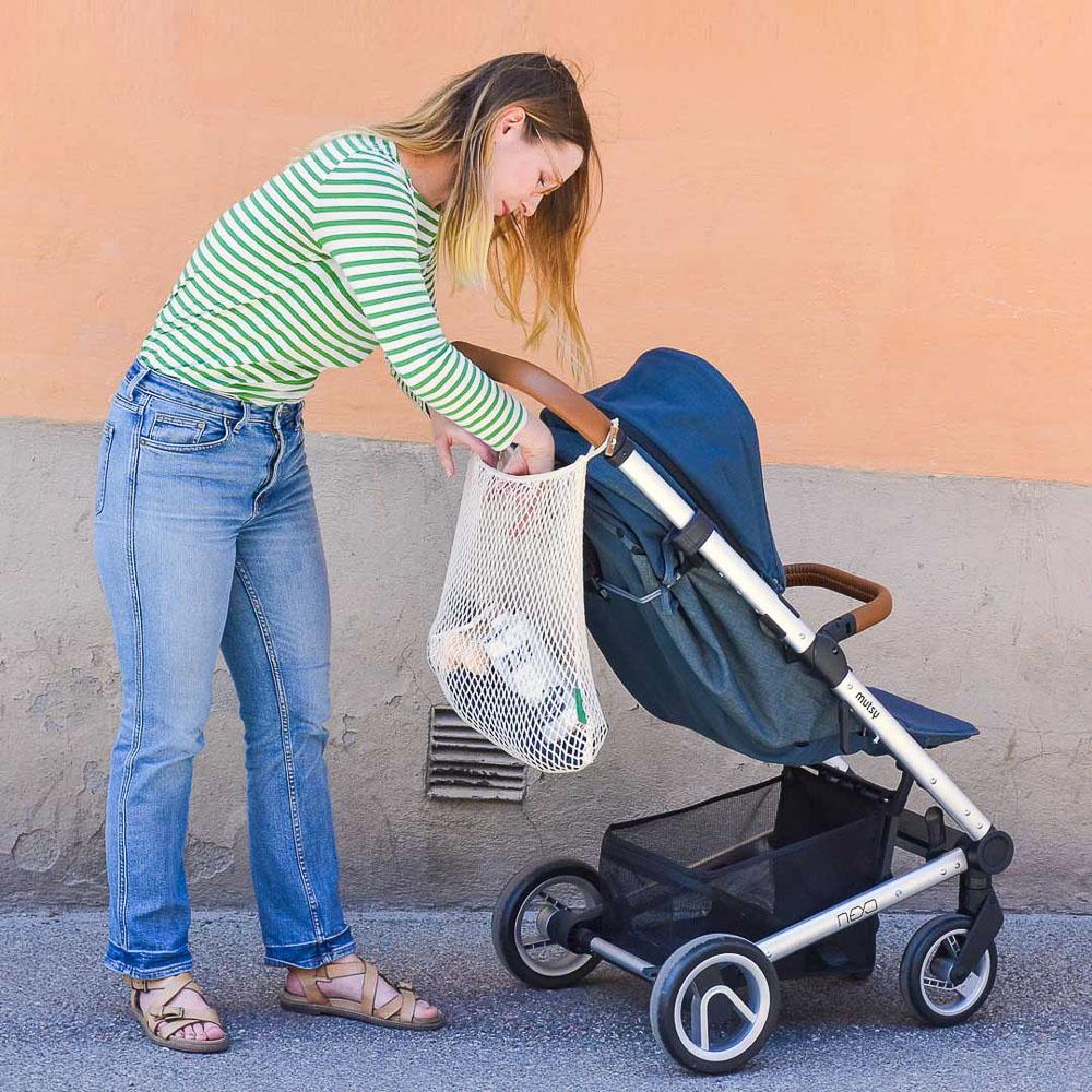 76436957 Nätkasse för barnvagn - KeepJar - Vintagefabriken
