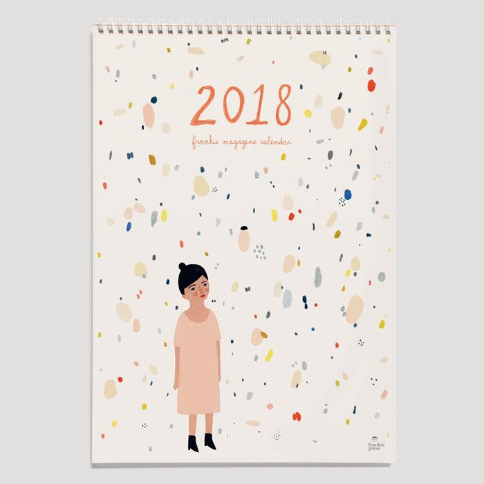 frankie vaggkalender 2018