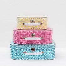 koffert pastell