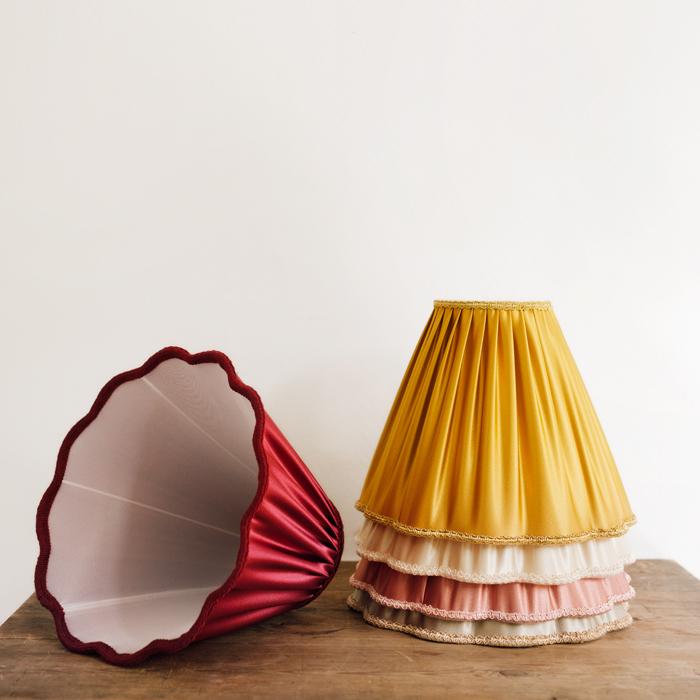 lampskarm retro