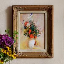 """Konstprint """"Vase of Flowers"""""""
